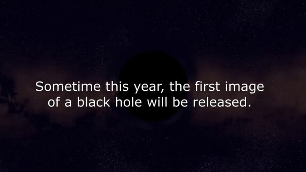 Black Hole Size Comparison 2018 - Snotr