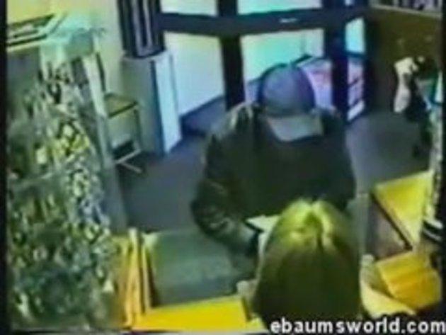 Jewellery Shop Robbery FAIL - Snotr