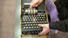 Thumbnail of The Flaw in the Enigma Code.