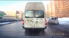 Thumbnail of Day from a dashcam