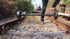 Thumbnail of Craziest Train Ride Ever in Cambodia