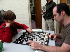 Thumbnail of 10 year old beats international chess master in a blitz game