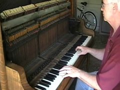 Thumbnail of Guy buys a 100 year old saloon piano and makes magic happen
