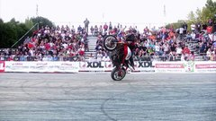 Thumbnail of Crazy Motorcycle Stunter