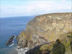 Thumbnail of North Cliffs falling into the sea