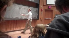 Thumbnail of Student acts like the freshman chemistry professor