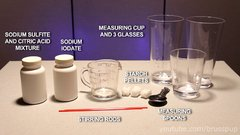 Thumbnail of Iodine clock reaction
