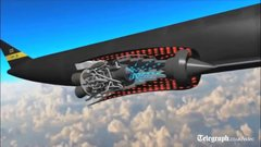 Thumbnail of 19,000mph space plane set to transform high-speed aviation