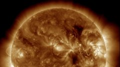 Thumbnail of Canyon of Fire on the Sun