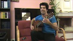 Thumbnail of Iranian guitar player approaches speed of light...