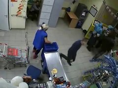 Thumbnail of A Normal day in a Russian Supermarket