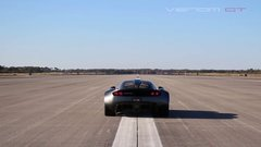 Thumbnail of World's Fastest: 270.49 mph Hennessey Venom GT