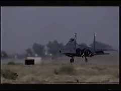 Thumbnail of Fighter jet pilot tells his story of ejecting at supersonic speed