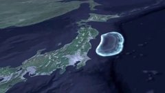 Thumbnail of Earth opening and closing during Japanese earthquake in 2011