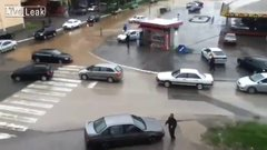 Thumbnail of City flooded within 5 minutes