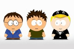 Thumbnail of Mac VS PC VS Linux! South Park Edition!
