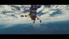 Thumbnail of Amazing high altitude sky diving