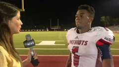 Thumbnail of High School Blitz Interview with Apollos Hester