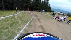 Thumbnail of Sam Blenkinsop in the world championship final in Norway