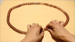 Thumbnail of World's Simplest Electric Train