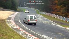"Thumbnail of Strangest ""things"" on the Nürburgring"