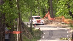 Thumbnail of Rallye Ronde de La Durance 2015 crash