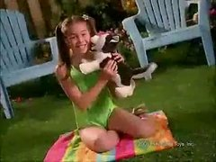 Thumbnail of Ridiculous licking dog toy commercial