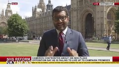 Thumbnail of Magicians Hijack Sky News Report With Amazing Magic Trick
