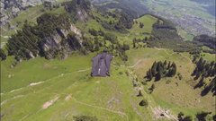 Thumbnail of Flying the Barn Line in Switzerland