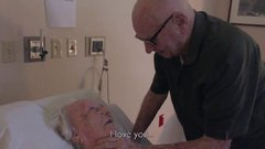 Thumbnail of Man sings to 93 year old dying wife