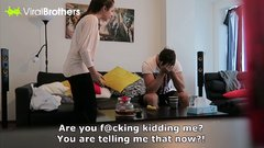 Thumbnail of Pregnant Girlfriend Prank Backfires