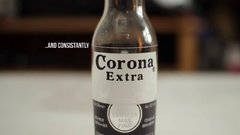 Thumbnail of How to make Corona beer bottles into glasses