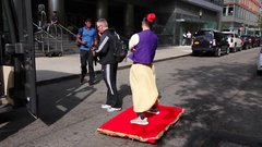 Thumbnail of Aladdin magic carpet prank