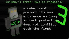 Thumbnail of Why Asimov's Laws of Robotics Don't Work