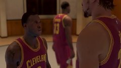 Thumbnail of NBA 2k15 voice acting at its finest
