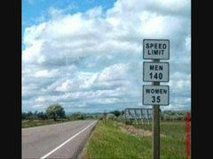 Thumbnail of Funny road signs