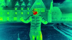 Thumbnail of Shirtless Heat Loss Experiment In Freezing Conditions #Winterwatch - Earth Unplugged