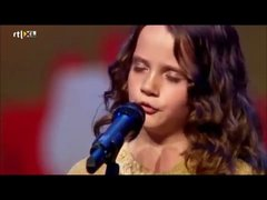 Thumbnail of Holland's got talent -  9 Year Old Amira Willighagen sings opera ( Snotr Category Week )