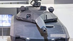 Thumbnail of The invisible tank PL-01 unveiled