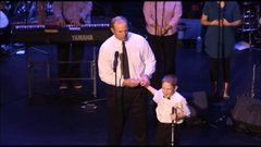 Thumbnail of 10 Year-Old Blind Autistic Boy Singing