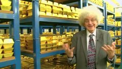 Thumbnail of Gold Bullion Vault - Periodic Table of Videos