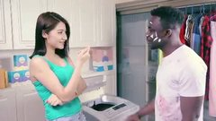 Thumbnail of Just good clean fun?  Chinese detergent commercial