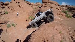 Thumbnail of Jeep Comanche takes on Sand Hollow - Dan Pulsford
