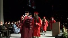 Thumbnail of Guy Has Epic Graduation Backflip Fail