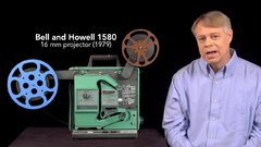 Thumbnail of How a Film Projector Works