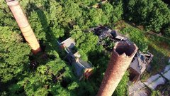 Thumbnail of Drones Explore Abandoned NYC Island