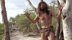 Thumbnail of Caveman finds a vice...