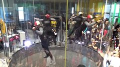 "Thumbnail of 1st FAI World Indoor Skydiving Championship - Silver Medallists - Czech Team ""MAD RAVENS"""