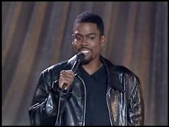 Thumbnail of Chris Rock on Black people