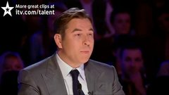 Thumbnail of Ashleigh and Pudsey - Britain's Got Talent 2012 audition - UK version